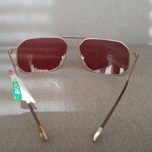 4fe9447b9d John Varvatos Accessories - John Varvatos V776 Sunglasses Gold